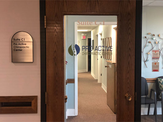 Chiropractic Columbia MO Front Door