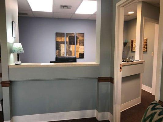 Chiropractic Columbia MO Reception