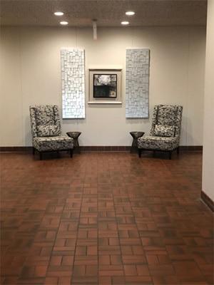 Chiropractic Columbia MO Waiting Area