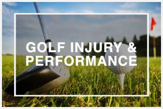 Chiropractic Columbia MO Golf Injury & Performance